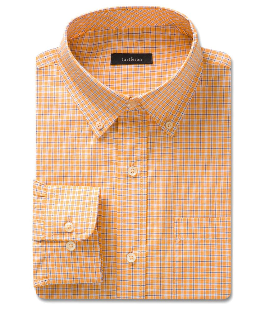 Tracks Poplin Sport Shirt - turtleson