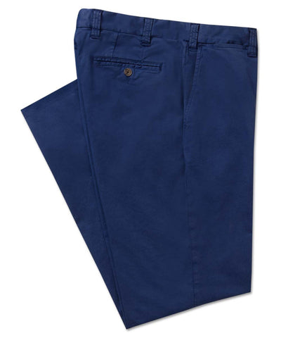Italian Stretch-Cotton Trouser - turtleson