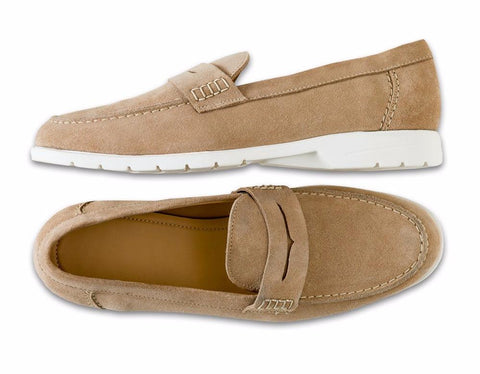 Atwater Suede Loafer - turtleson