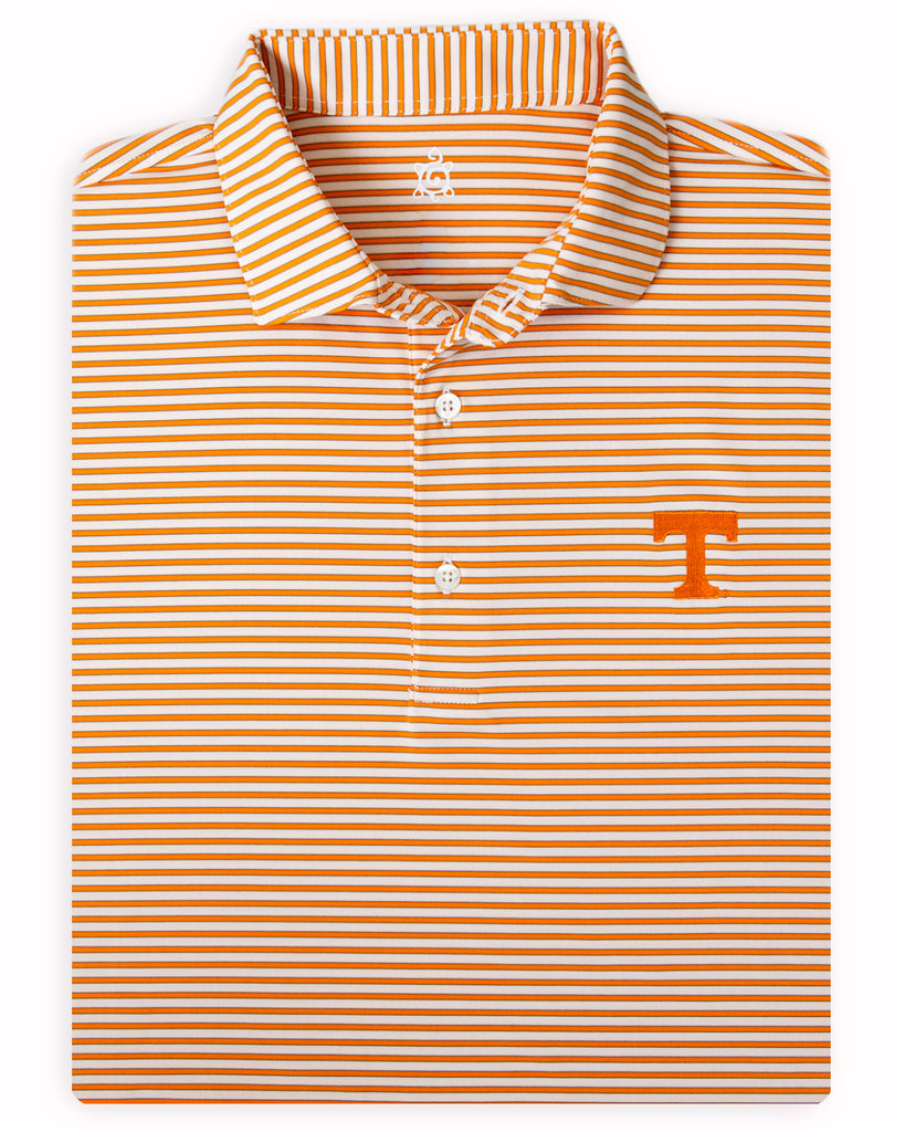 Performance Jersey Shadow Stripe - UNIVERSITY OF TENNESSEE - 01105-103:LCH:TEAM