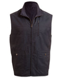 Clayton Hills Reversible Vest - turtleson