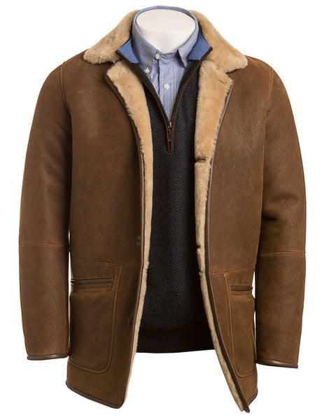 Vail Shearling Jacket - turtleson