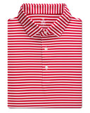 Cooper Stripe Performance Polo - turtleson