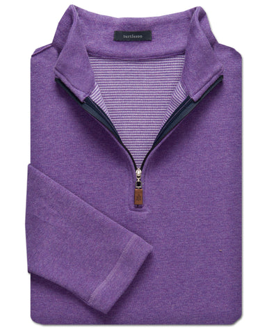 Performance Quarter-Zip Pullover - turtleson