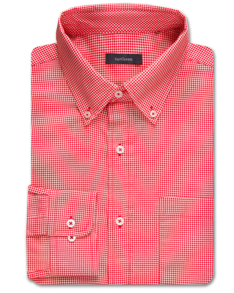 Radley Gingham Sport Shirt - turtleson