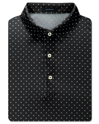 Elk Dot Pique Performance Polo