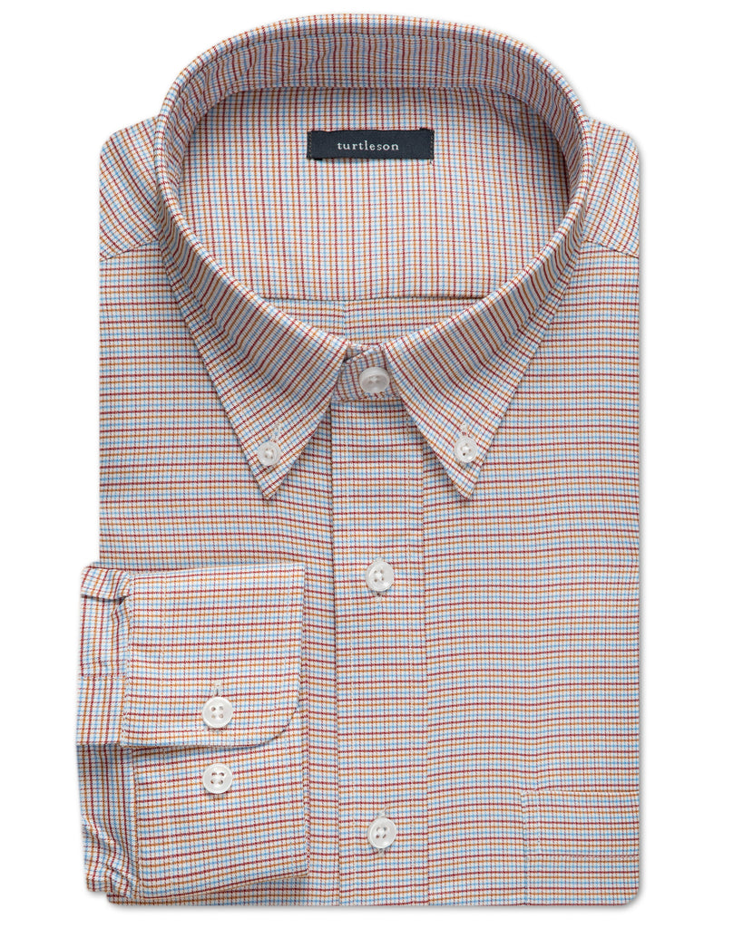 Thacker Tattersall Performance Sport Shirt