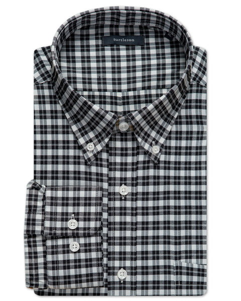 Bradlee Plaid Performance Sport Shirt