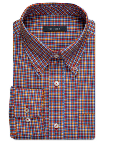Baxter Plaid Sport Shirt