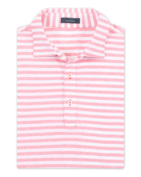 Royal Oxford Parker Stripe Polo
