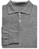 Rowan Luxe-Blend Polo Sweater