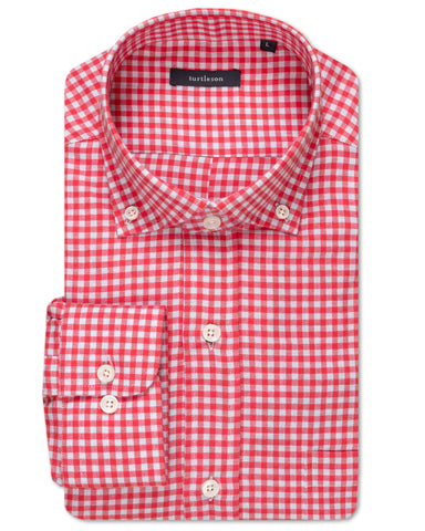 William Check Sport Shirt