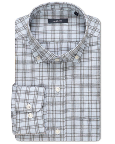 Frank Plaid Sport Shirt