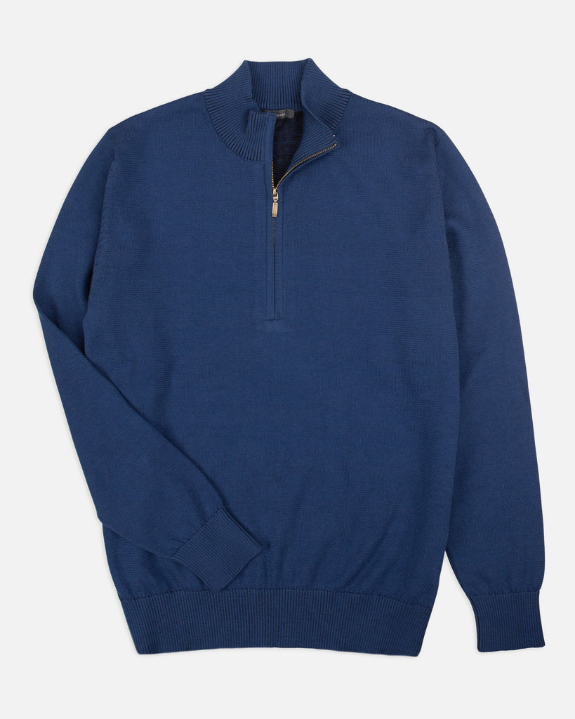 Blount Quarter-Zip Sweater