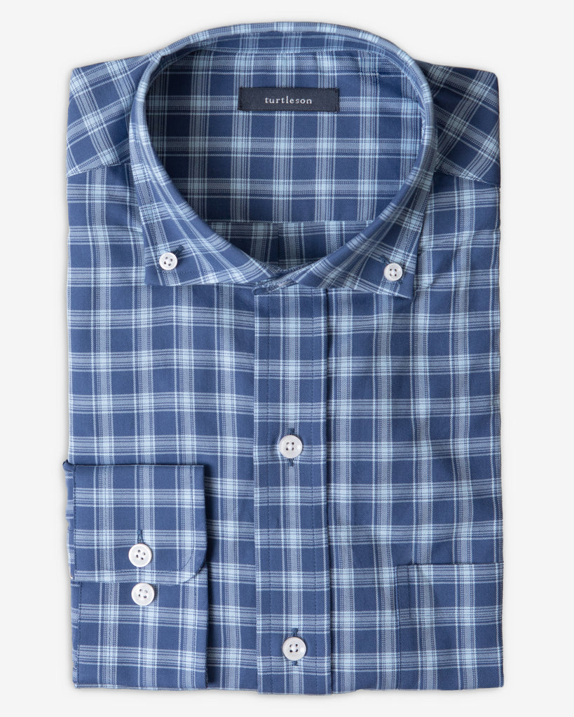 Callahan Plaid Sport Shirt