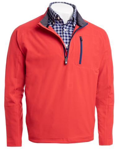 Armstrong Quarter-Zip Wind Shirt