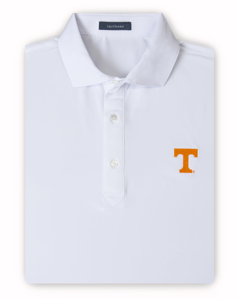 Palmer Solid Performance Polo - UNIVERSITY OF TENNESSEE - 01105-103:LCH:TEAM
