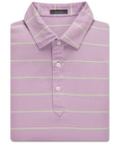 Thomas Stripe Clubhouse-Cotton Polo - turtleson