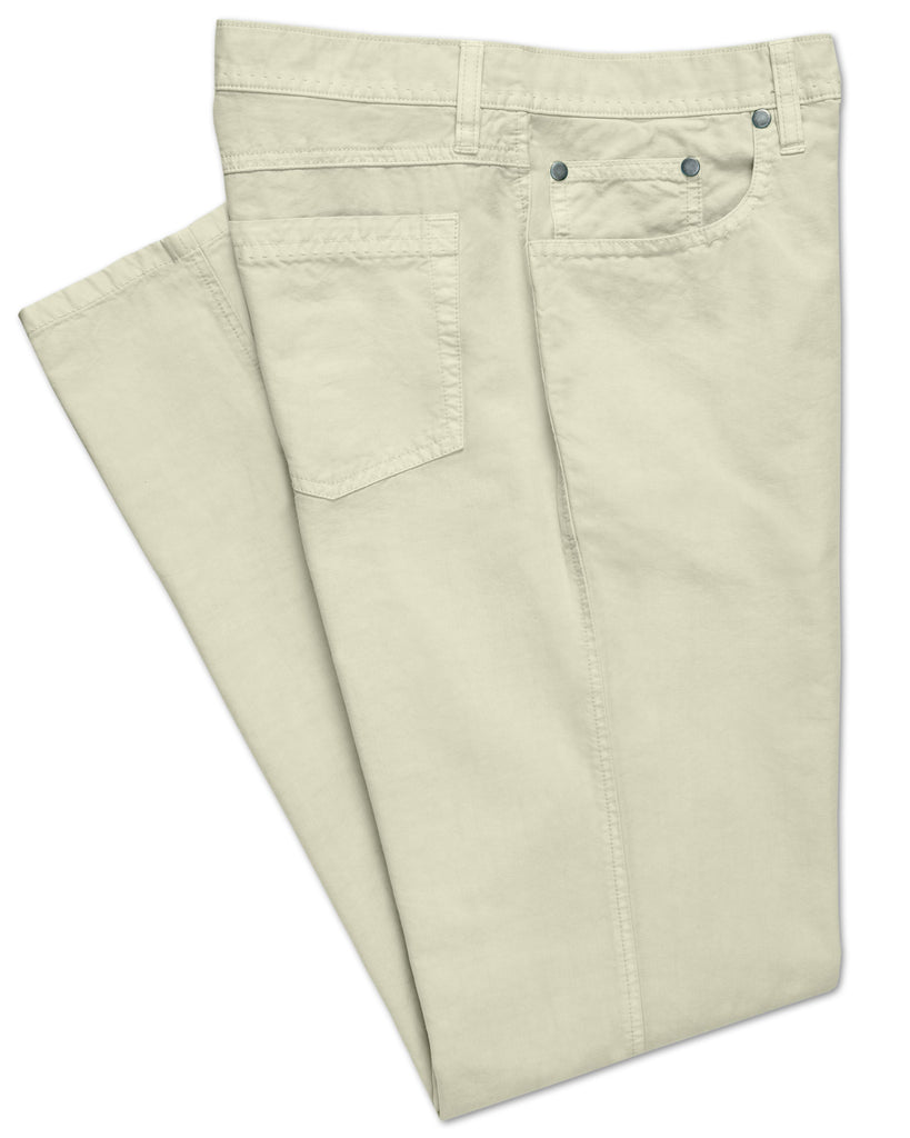 Charlie Pima-Modal 5-Pocket Pant - turtleson