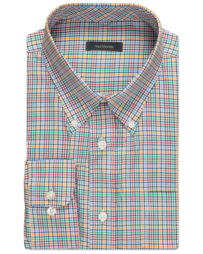 Callum Plaid Sport Shirt - turtleson