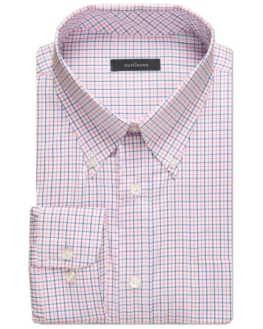 Bennett Tattersall Performance Sport Shirt - turtleson