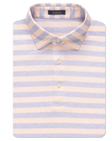 Royal Oxford Stripe Polo