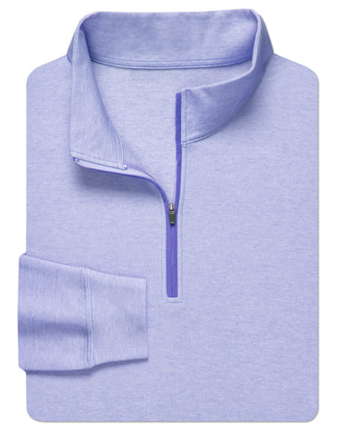Oxford Quarter-Zip Pullover