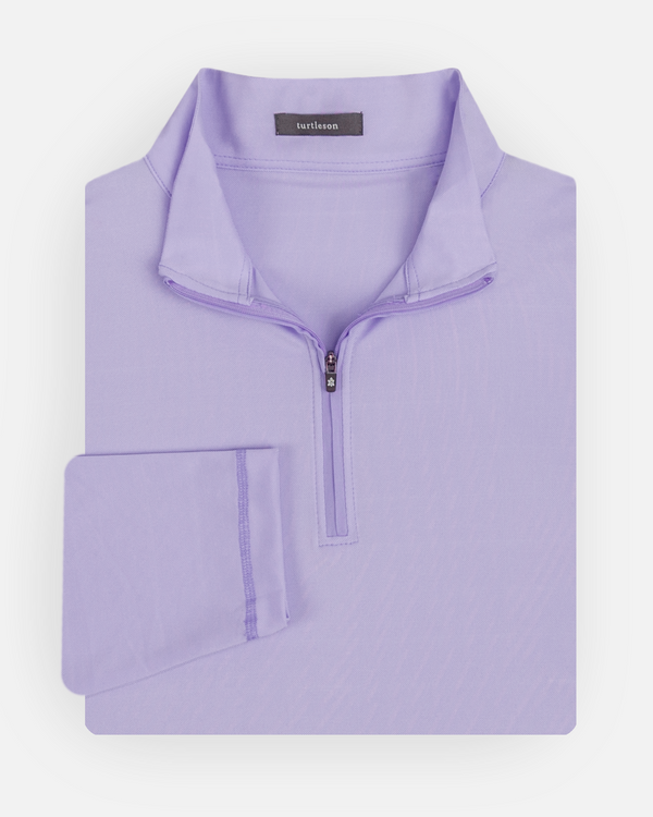 Pendry Oxford Quarter-Zip Pullover