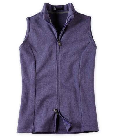 Women's Slider Full-Zip Vest