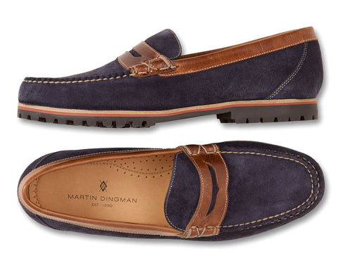 Jackson Penny Loafer - turtleson