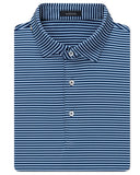 Edward Stripe Performance Polo