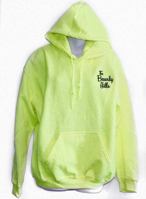 """The Beverly Hills"" unisex highlight hoodie"