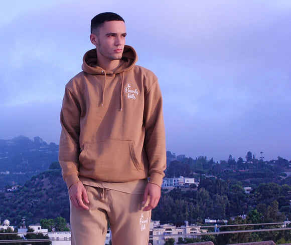 """The Beverly Hills"" Monochromatic Sweatsuit"