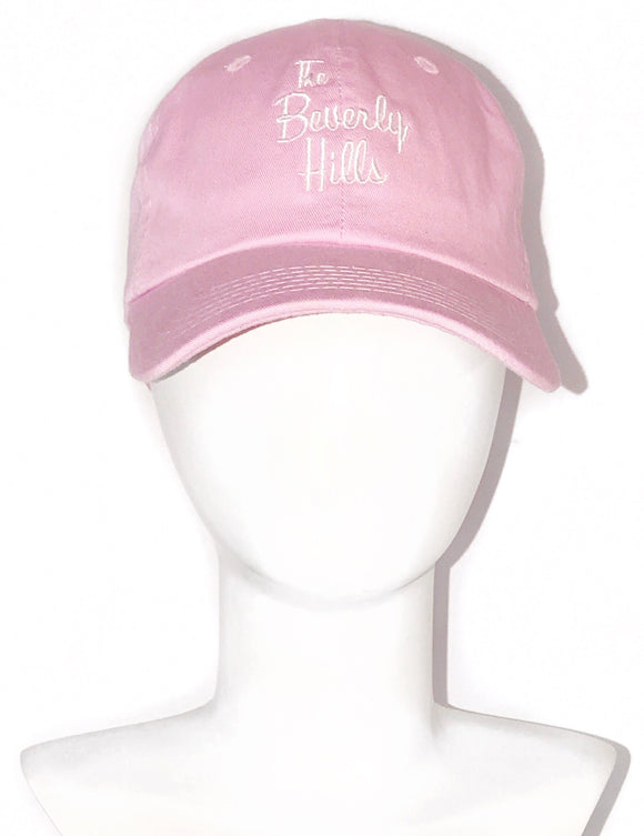 """The Beverly Hills"" cotton candy cap"