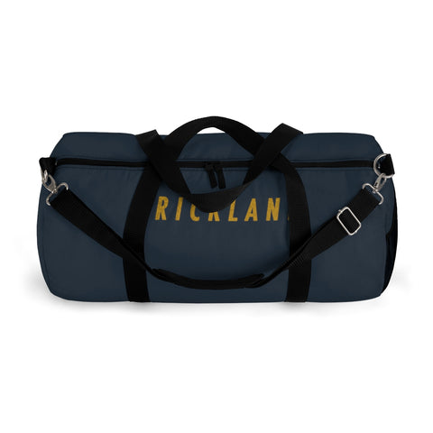 Navy Trophy Duffle Bag - Bricklandco