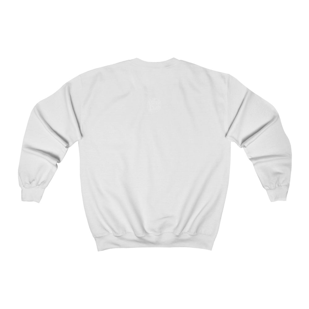 BL4 Crew Neck- White - Bricklandco