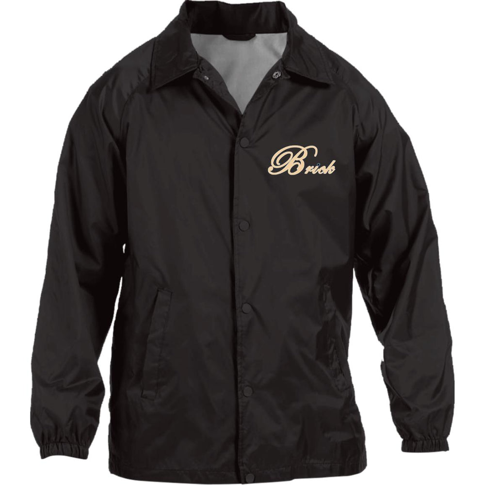M775 Harriton Nylon Staff Jacket - Bricklandco