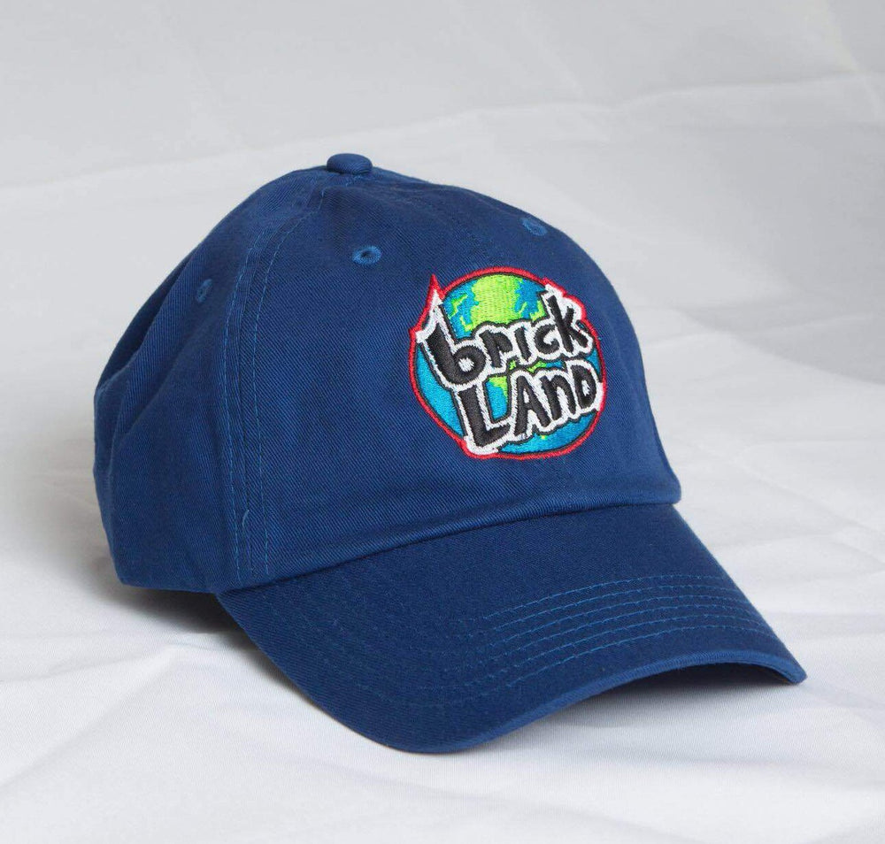 "Load image into Gallery viewer, Brickland ""Sapphire"" Dad Hat - Bricklandco"