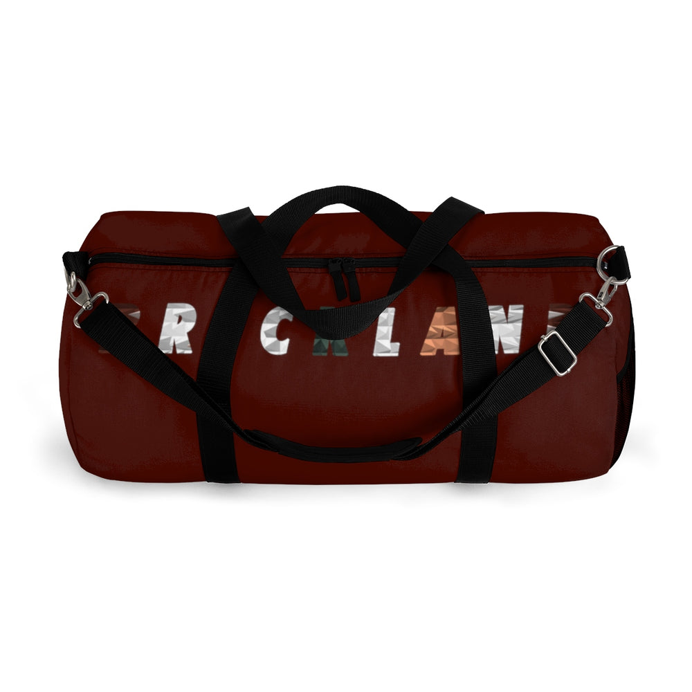 Load image into Gallery viewer, maroon Duffle Bag - Bricklandco