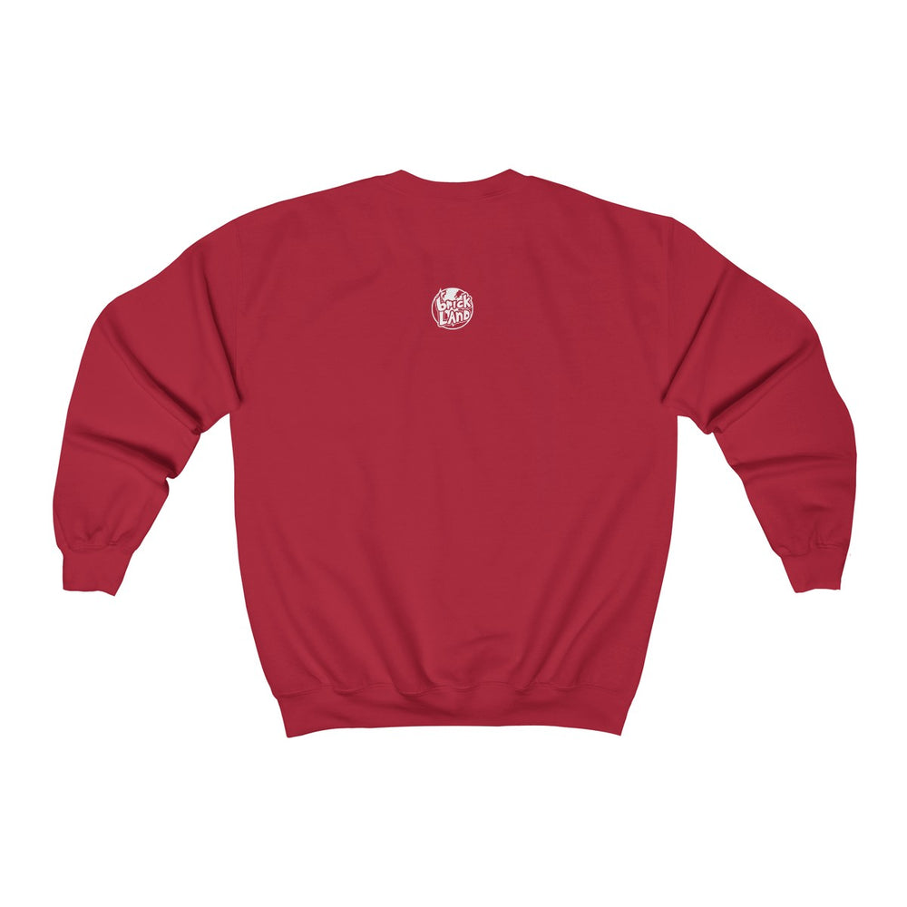 Load image into Gallery viewer, BL4 Crew Neck- Cherry - Bricklandco