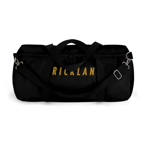 Trophy Black Duffle Bag - Bricklandco
