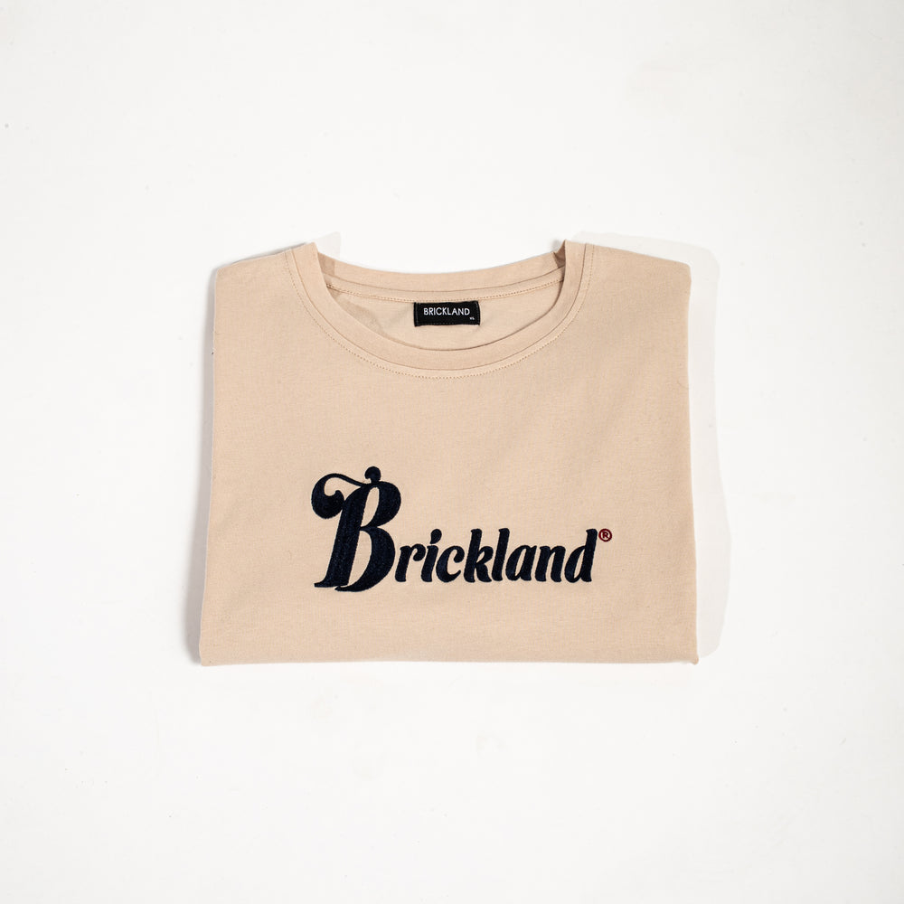 Load image into Gallery viewer, Brickland Ivory (2309 U) Tee