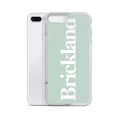 Teal SS19 iPhone Case