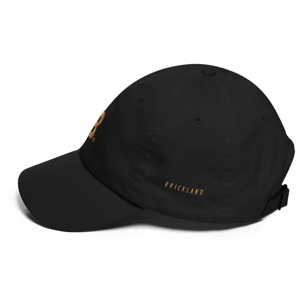 Brickland B Dad Hat - Bricklandco