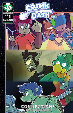 Cosmic Dash book 1