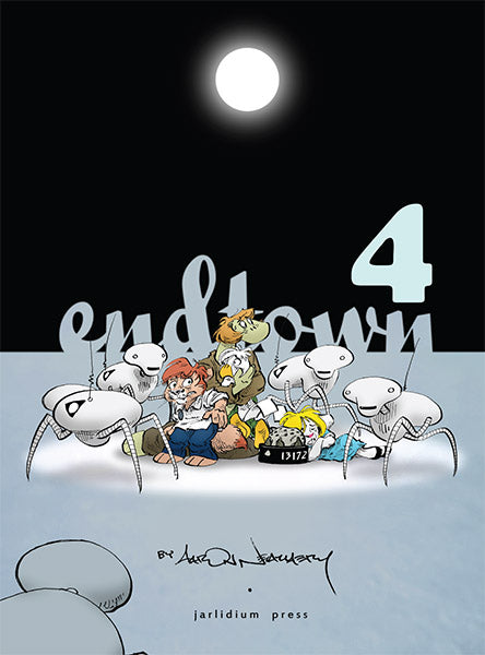 Endtown book 4