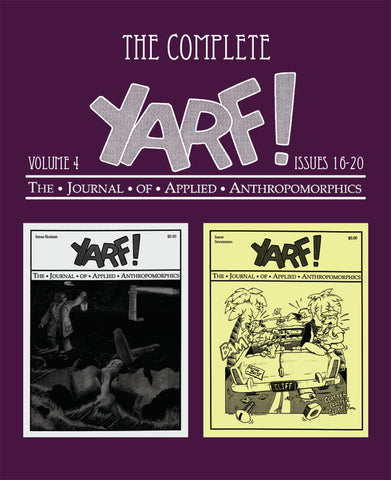 Complete YARF! volume 4