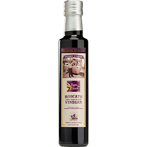 Papa Vince Balsamic Vinegar made in small batches by our family in Sicily Italy with grapes locally grown. AGED 8 years in oak and chestnut wood. Tastes sweet and tart with hints of figs, raspberry and a wine finish. NO ADDED CARAMEL | NO FLAVORS OR PRESERVATIVES. Perfect viscosity for salad dressing. RICH IN MINERALS