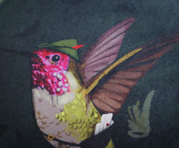 Annas Hummingbird Limited Edition Print