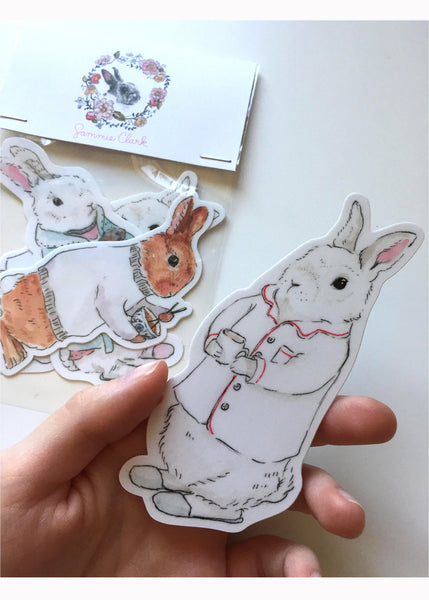 Bunny Sticker Pack